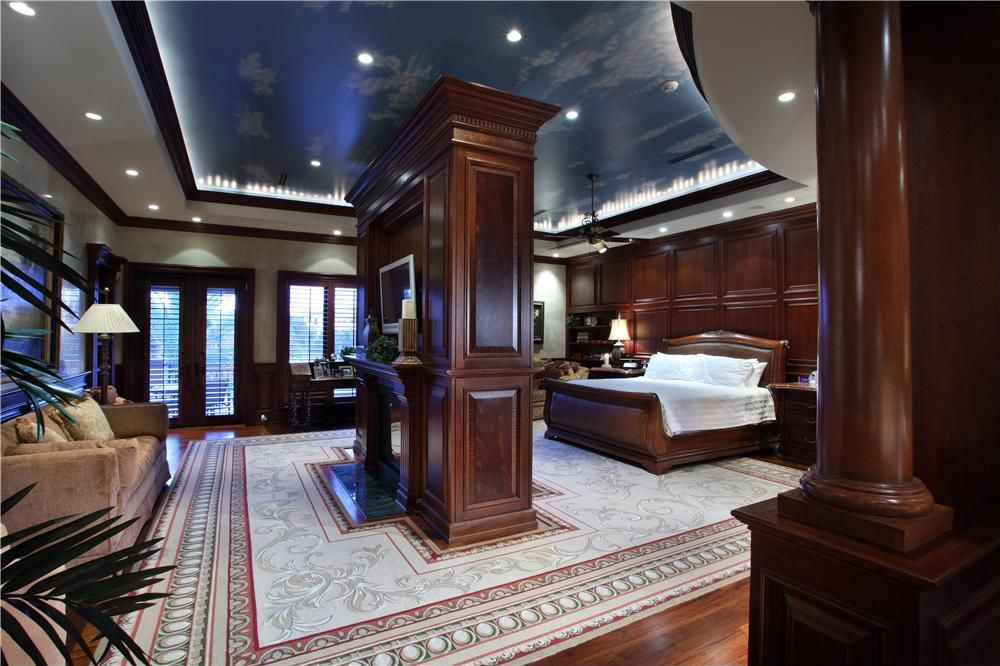 master bedroom.  68 Jaw Dropping Luxury Master Bedroom Designs