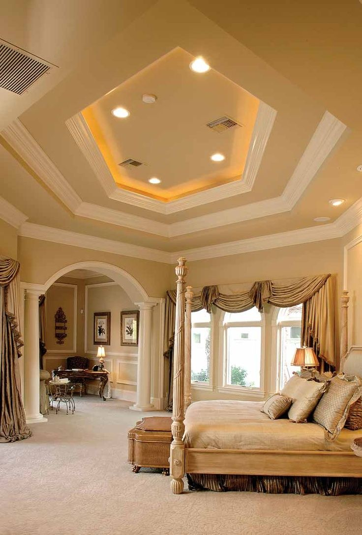 68 Jaw Dropping Luxury Master Bedroom Designs - Page 23 of 68 - Home ...
