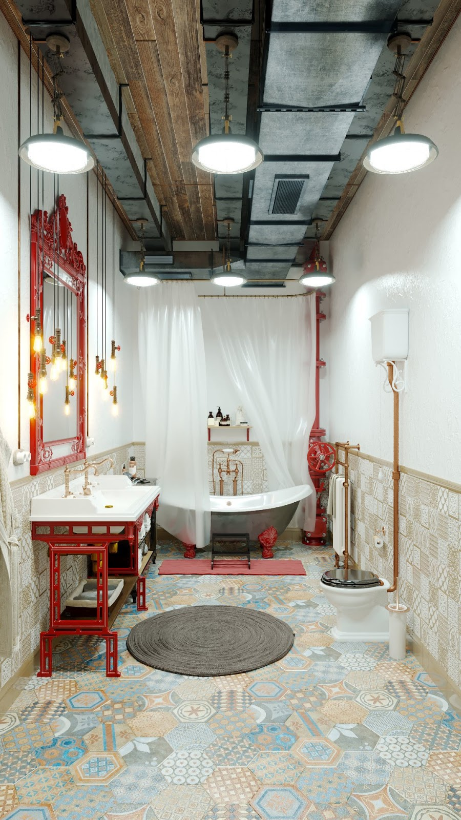 25 Amazing Bathroom Design Ideas - Page 7 of 25 - Home & Garden Sphere