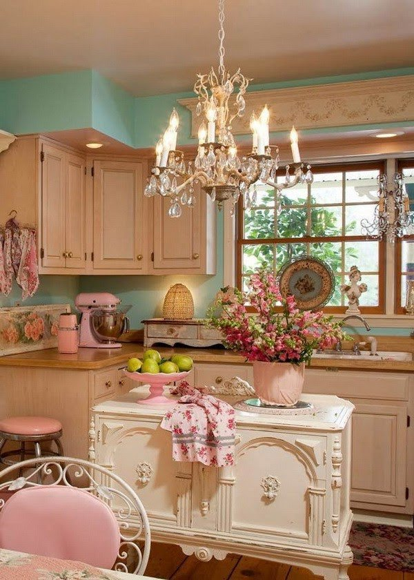 Check out these shabby chic designs and style ideas. Click on image to see many & 25 Beautiful Shabby Chic Interior Designs And Ideas - Page 24 of 25 ...